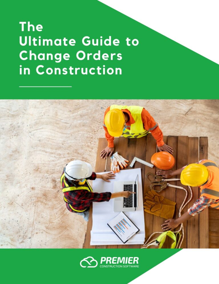 downloadable ultimate guide to change orders in construction