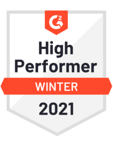 Premier Construction Software named High Performer on G2's Winter 2021 report