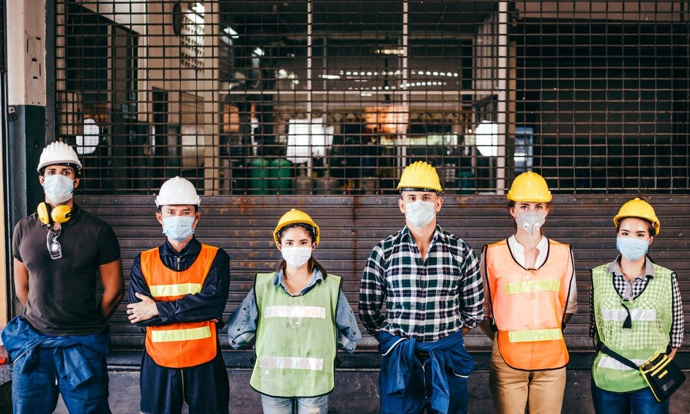 changes in the construction industry because of COVID-19 pandemic